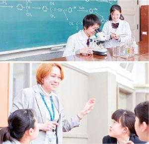 香里ヌヴェール学院中学校・高等学校