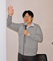 濱田智崇さん
